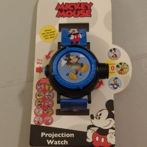 Mickey Mouse Projection Watch